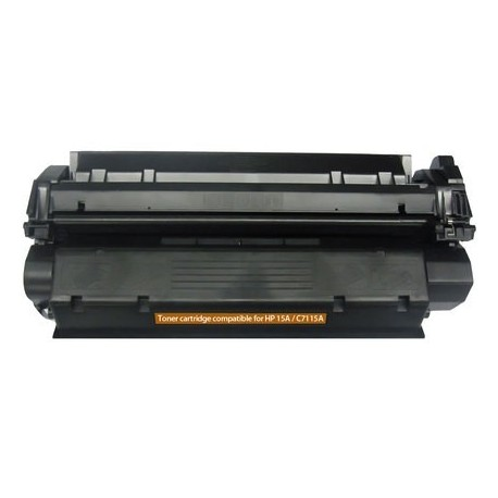 TONER COMPATIBLE HP C7115X - HP 15X