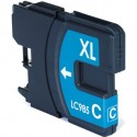 TINTA COMPATIBLE BROTHER LC985C CIAN