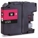 TINTA COMPATIBLE BROTHER LC123M MAGENTA
