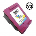 TINTA COMPATIBLE HP CH564EE - HP 301XL COLOR