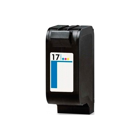 TINTA GENÉRICA C6625A - HP 17 COLOR