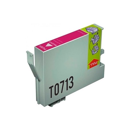 TINTA GENÉRICA EPSON T0713 / T0893 MAGENTA