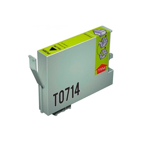 TINTA GENÉRICA EPSON T0714 / T0894 AMARILLO