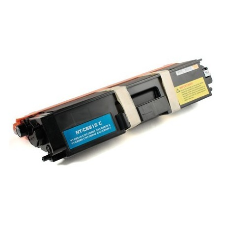 TONER COMPATIBLE BROTHER TN325C CIAN