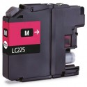 TINTA COMPATIBLE BROTHER LC225M MAGENTA