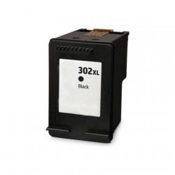 TINTA COMPATIBLE HP F6U68AE - HP 302 XL NEGRO