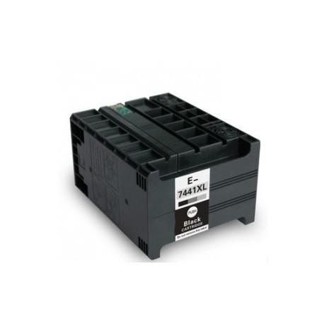 TINTA COMPATIBLE EPSON T7441 XXL NEGRO