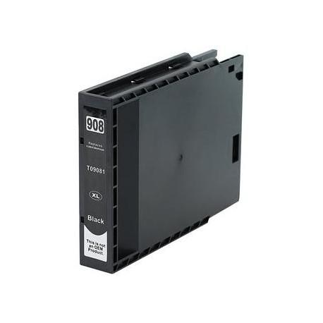 TINTA COMPATIBLE EPSON T9081 NEGRO