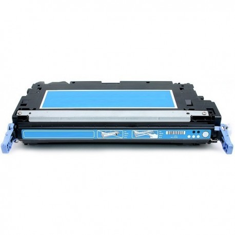 TONER COMPATIBLE HP Q7581A - HP 503A CIAN