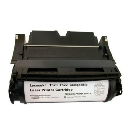 TONER COMPATIBLE LEXMARK T520
