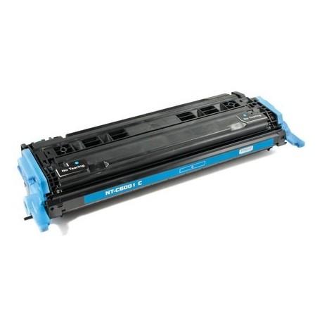 TONER COMPATIBLE HP Q6001A - HP 124A CIAN