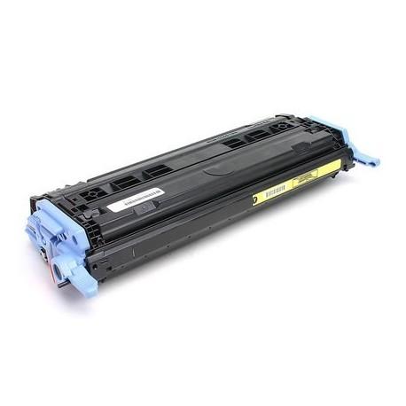 TONER COMPATIBLE HP Q6002A - HP 124A AMARILLO